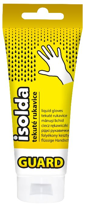 ISOLDA GUARD TEKUTÉ RUKAVICE 100 ml