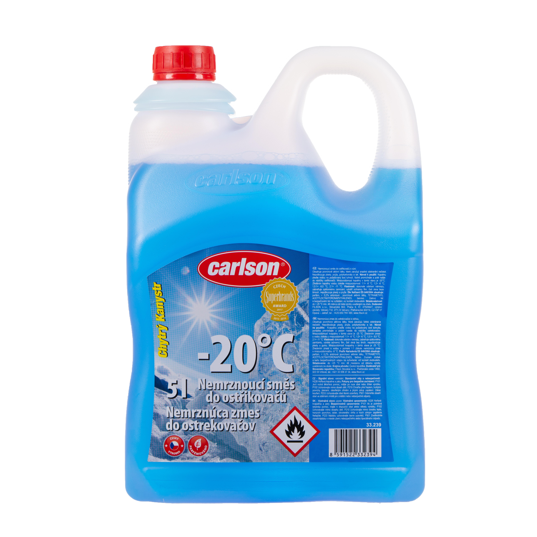 Zimná zmes do ostrekovačov ROX (5 litrov) -20 ° C
