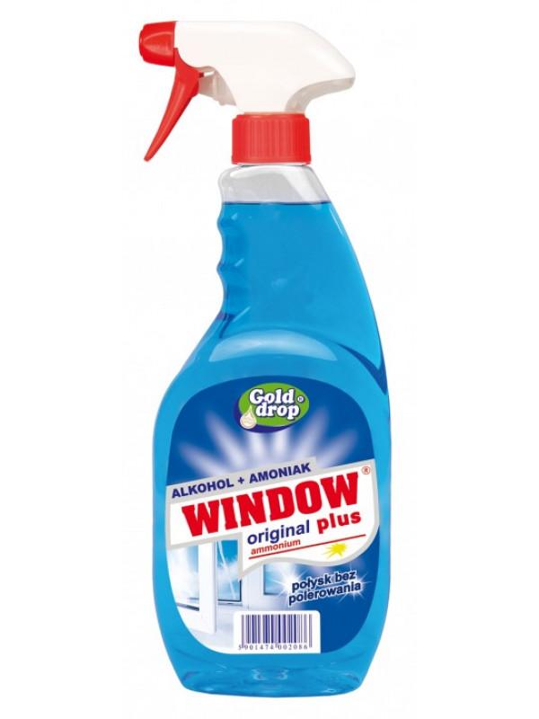 WINDOW - čistič na okná AMONIAK, 750ml