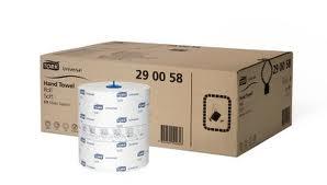 Tork Advanced papierové utierky v kotúči H1 Matic system– extra dlhý kotúč